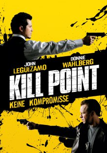 Cover der TV-Serie The Kill Point