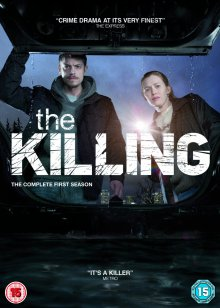 Cover der TV-Serie The Killing