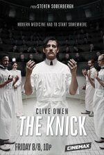 The Knick Serien Cover