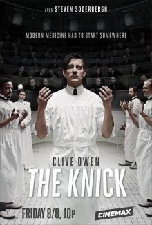 Cover der TV-Serie The Knick