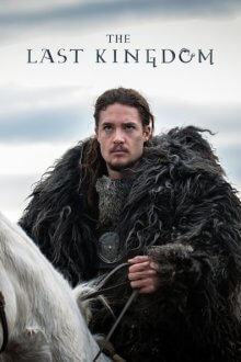 Cover der TV-Serie The Last Kingdom