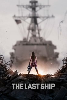 Cover der TV-Serie The Last Ship