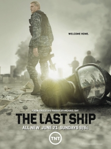 Cover von The Last Ship (Serie)
