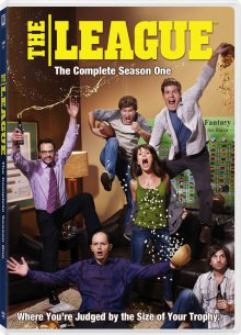 Cover der TV-Serie The League