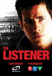 Cover der TV-Serie The Listener - Hellhörig
