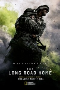 The Long Road Home Serien Cover