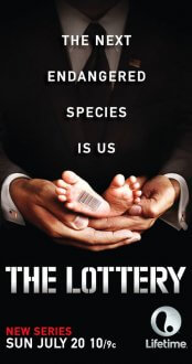 The Lottery Serien Cover