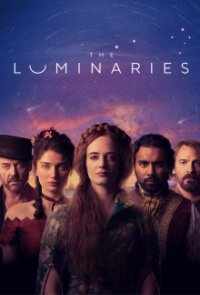 Cover The Luminaries, Poster The Luminaries