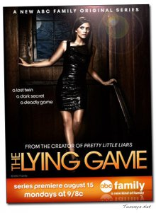Cover der TV-Serie The Lying Game