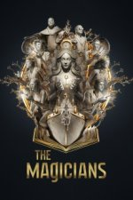 Cover The Magicians, Poster The Magicians