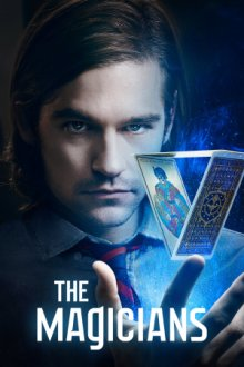 The Magicians Serien Cover