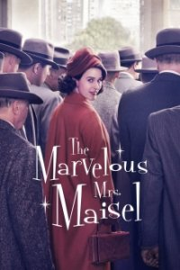 Cover der TV-Serie The Marvelous Mrs. Maisel