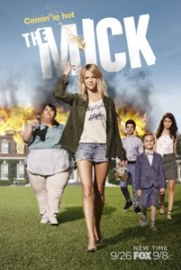 Cover der TV-Serie The Mick
