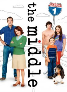 Cover der TV-Serie The Middle