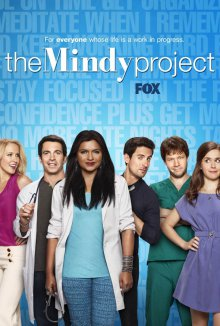 Cover der TV-Serie The Mindy Project