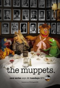 The Muppets Serien Cover