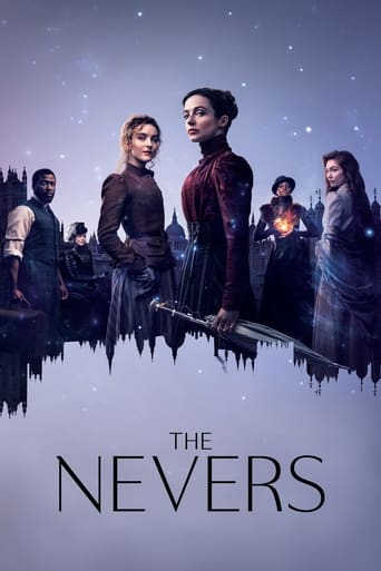 The Nevers, Cover, HD, Serien Stream, ganze Folge