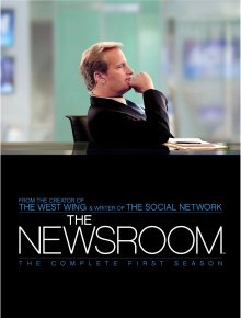 Cover der TV-Serie The Newsroom