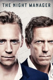 Cover der TV-Serie The Night Manager