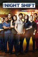 The Night Shift Serien Cover
