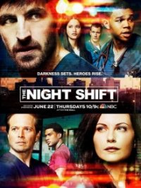 Cover The Night Shift, The Night Shift