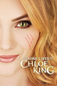 Poster, The Nine Lives of Chloe King Serien Cover