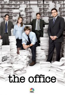 Cover der TV-Serie The Office