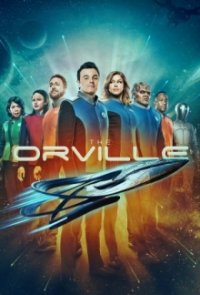 The Orville Serien Cover