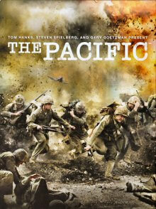 Cover der TV-Serie The Pacific
