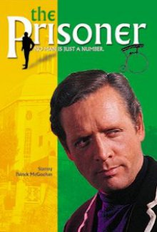 Cover der TV-Serie The Prisoner