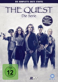 Cover der TV-Serie The Quest - Die Serie