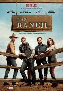 Cover der TV-Serie The Ranch