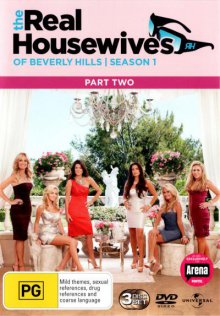 Cover der TV-Serie The Real Housewives of Beverly Hills