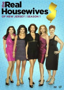 Cover der TV-Serie The Real Housewives of New Jersey