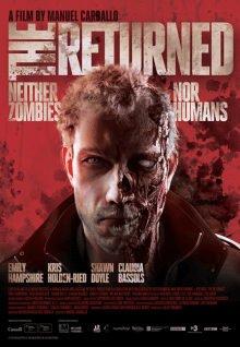 The Returned US Serien Cover