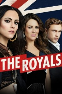 Cover der TV-Serie The Royals
