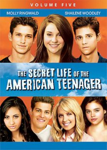 Cover The Secret Life of the American Teenager, Poster