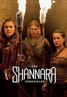 Cover der TV-Serie The Shannara Chronicles
