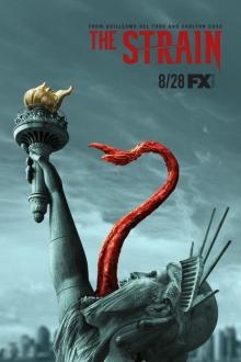 Cover von The Strain (Serie)