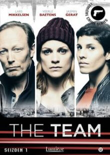 Cover der TV-Serie The Team