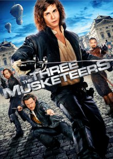 Cover der TV-Serie The Three Musketeers