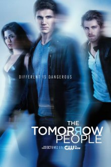 Cover von The Tomorrow People (Serie)
