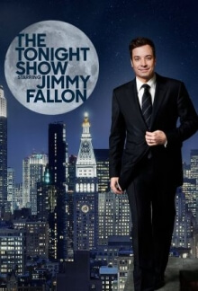 The Tonight Show Starring Jimmy Fallon Serien Cover