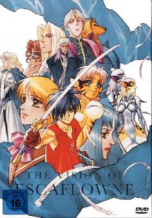 Cover der TV-Serie The Vision of Escaflowne
