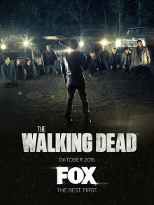 Cover von The Walking Dead (Serie)