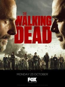 Cover von The Walking Dead (Serie)