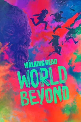 The Walking Dead: World Beyond, Cover, HD, Serien Stream, ganze Folge