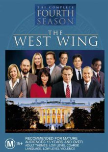 Cover The West Wing, The West Wing