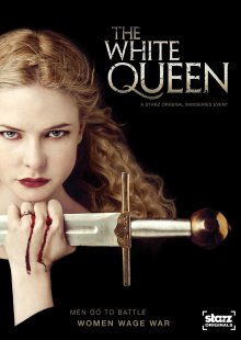 Cover der TV-Serie The White Queen