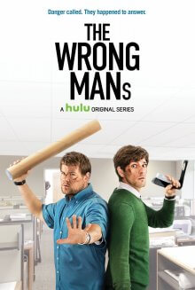 Cover der TV-Serie The Wrong Mans